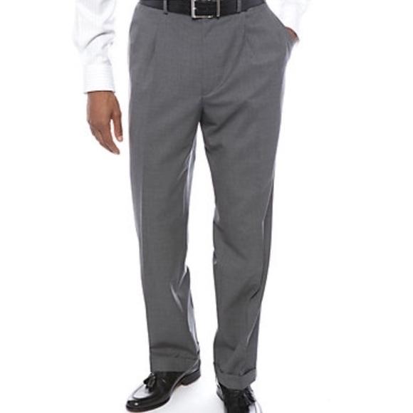 Ralph Lauren Other - NWT Grey Ralph Lauren pleated dress pants